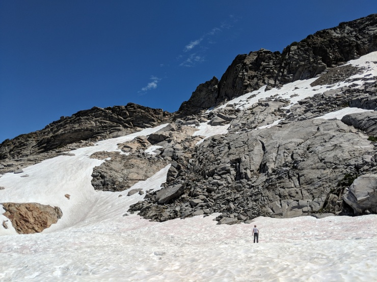 Desolation-wilderness-twin-lakes-climbing-to-mount-price