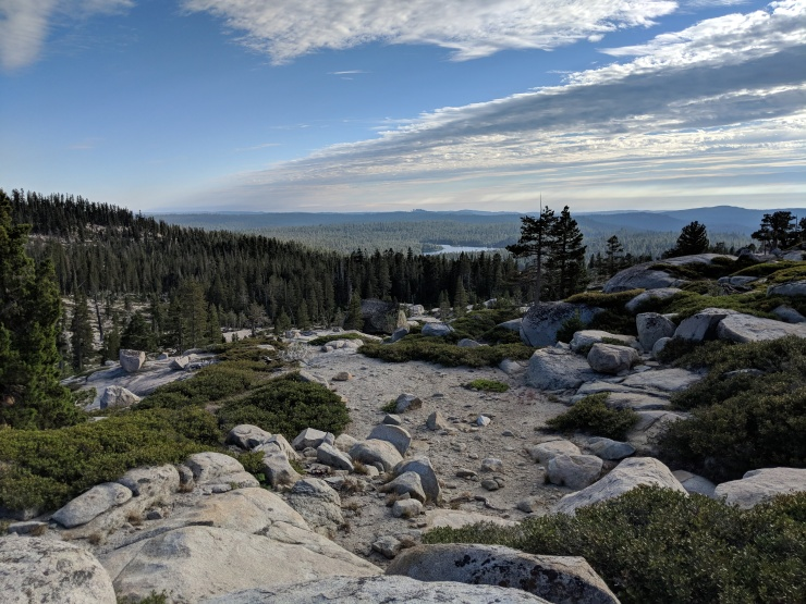 Desolation-wilderness-twin-lakes-wrights-lake-distance-after-climb