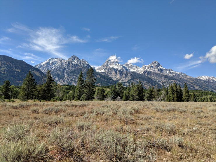 Grand-teton-from-Taggart-Lake-Trailhead