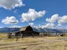 John Moulton barn near Grand Teton National Park