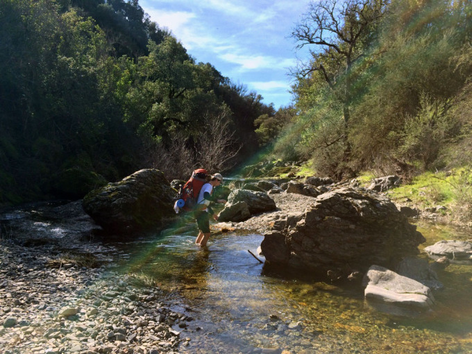 Henry-coe-backpacking-mississippi-hiking-the-narrows-crossing
