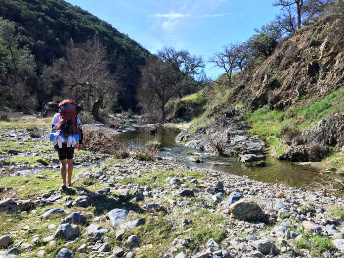 Henry-coe-backpacking-mississippi-hiking-the-narrows
