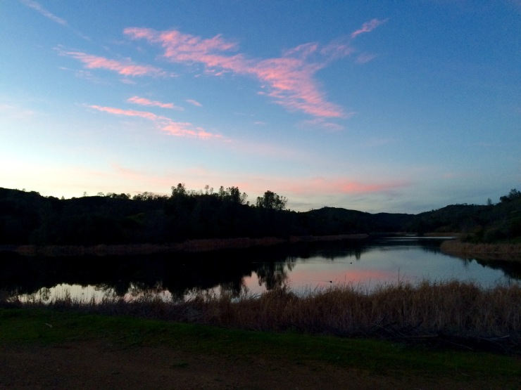 Henry-coe-backpacking-mississippi-lake-sunset