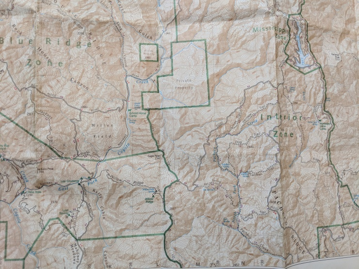 Henry-coe-map-eastern-portion