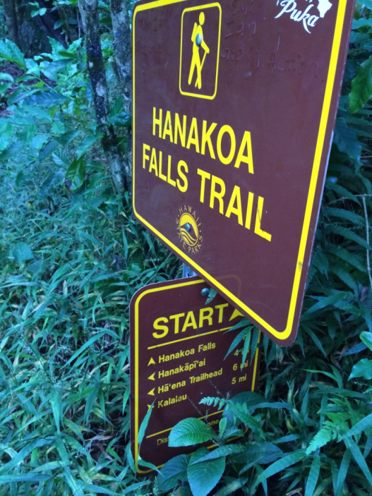 Kalalau-trail-backpacking-hanakoa-trail-sign