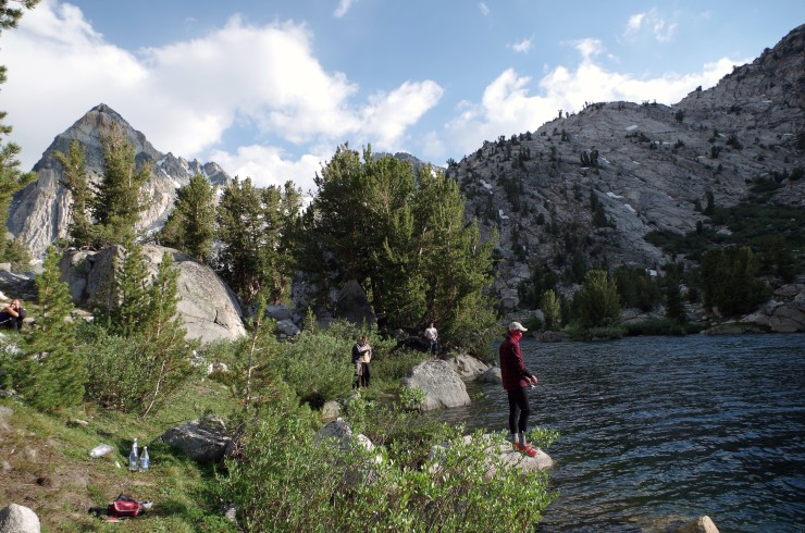 kings-canyon-rae-lakes-loop-fishing
