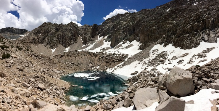 kings-canyon-rae-lakes-loop-JMT-lake-11260-feet