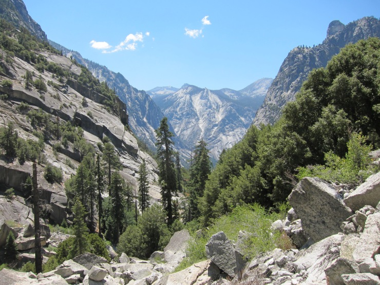 Rae Lakes Loop – Kings Canyon National Park Backpacking (41