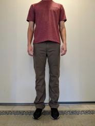 prAna Brion pants front