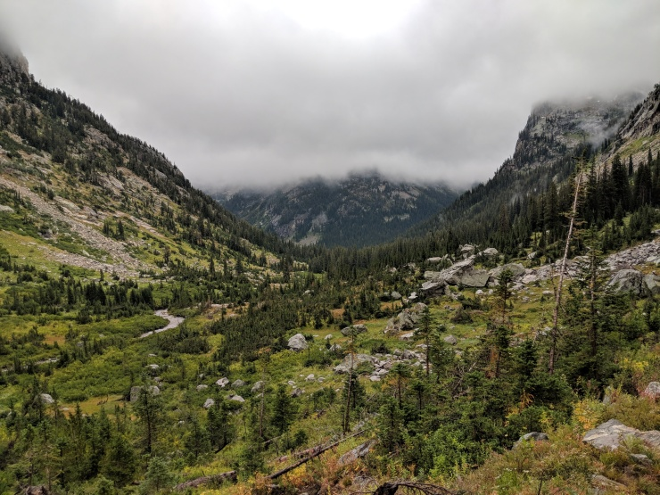Teton-crest-trail-backpacking-cloudy-view-north-fork-camping-zone