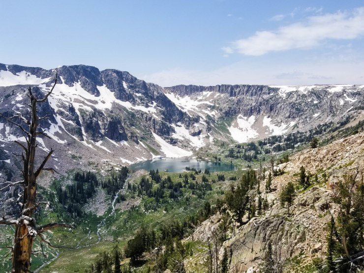 Teton-crest-trail-backpacking-lake-solitude-from-above