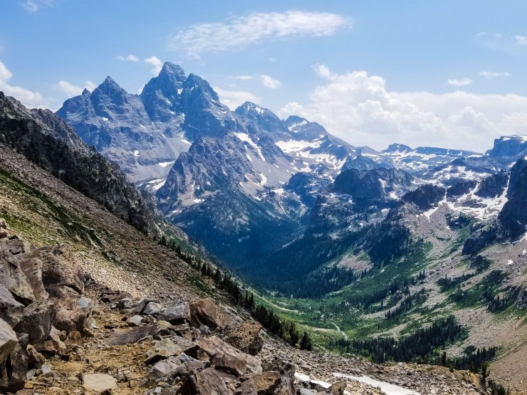 Teton-crest-trail-backpacking-tetons-and-north-cascade-canyon-from-above