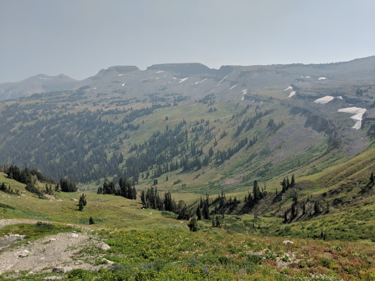 Teton-crest-trail-backpacking-view-east-into-death-canyon
