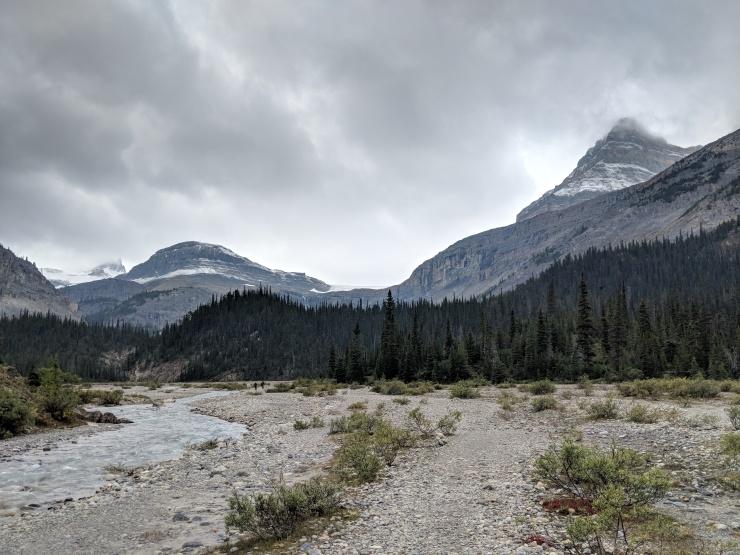 banff-bow-glacier-falls-looking-along-stream-towards-falls