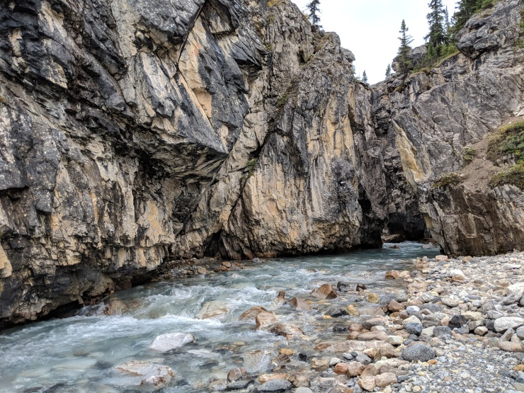 banff-bow-glacier-falls-outlet-from-tarn