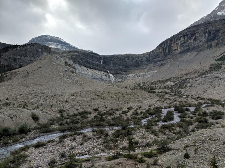 banff-bow-glacier-falls