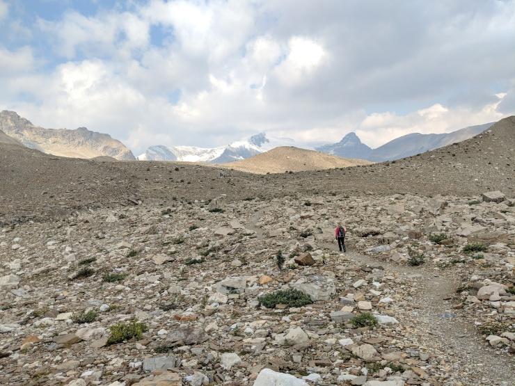 iceline-trail-hiking-towards-iceline-summit