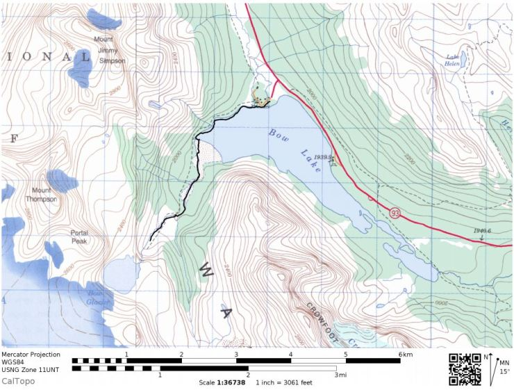 Overall-map-bow-lake-bow-glacier-falls
