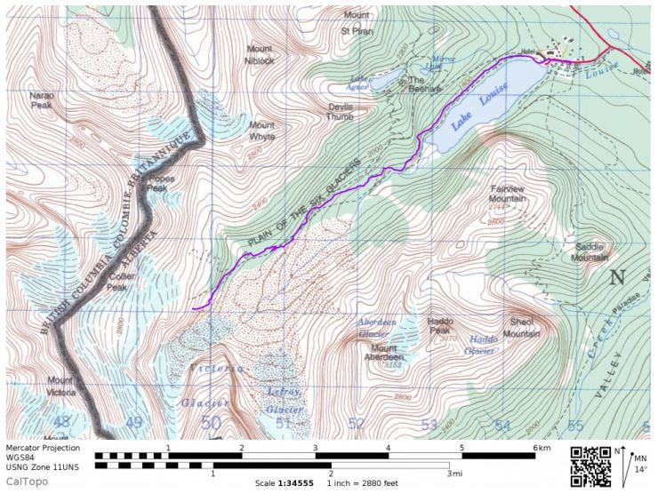Overall-map-lake-louise-plain-of-six-glaciers
