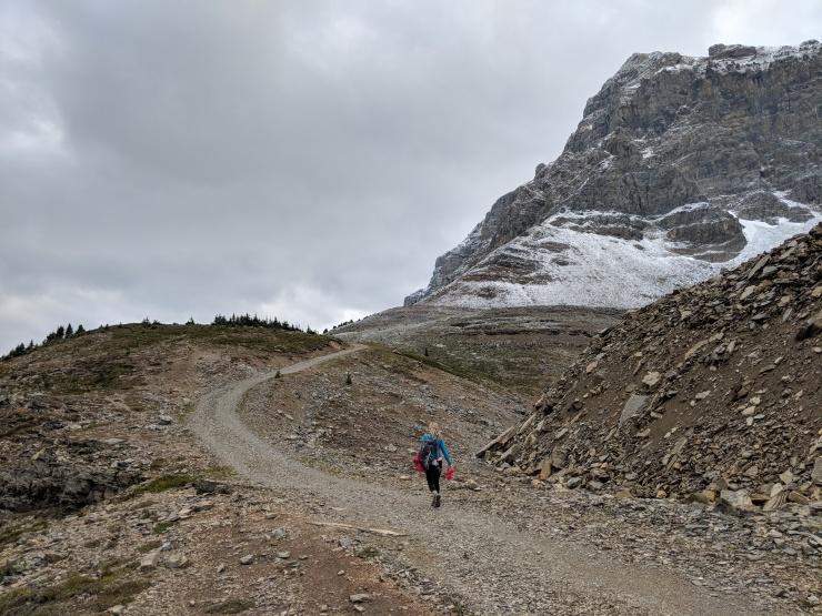 peyto-lake-bow-summit-lookout-final-climb