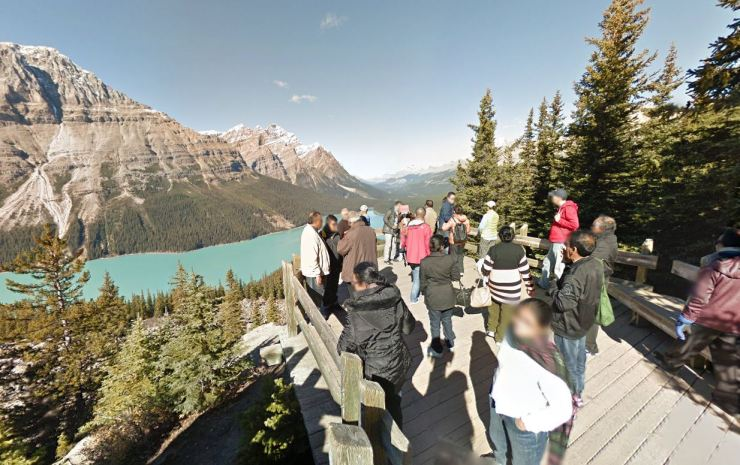 Peyto-lake-first-lookout-2