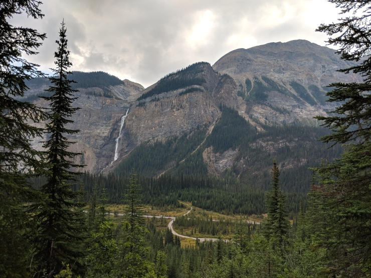 view-takakkaw-falls-from-yoho-lake-trail