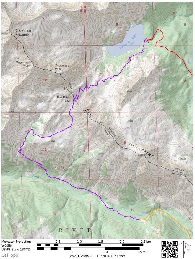 maroon-bells-four-pass-loop-map-day-3