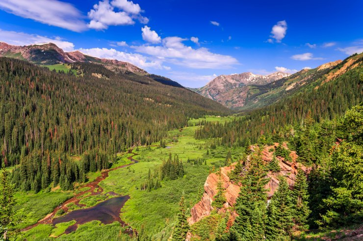 Four Pass Loop – Maroon Bells Snowmass Wilderness, CO (28