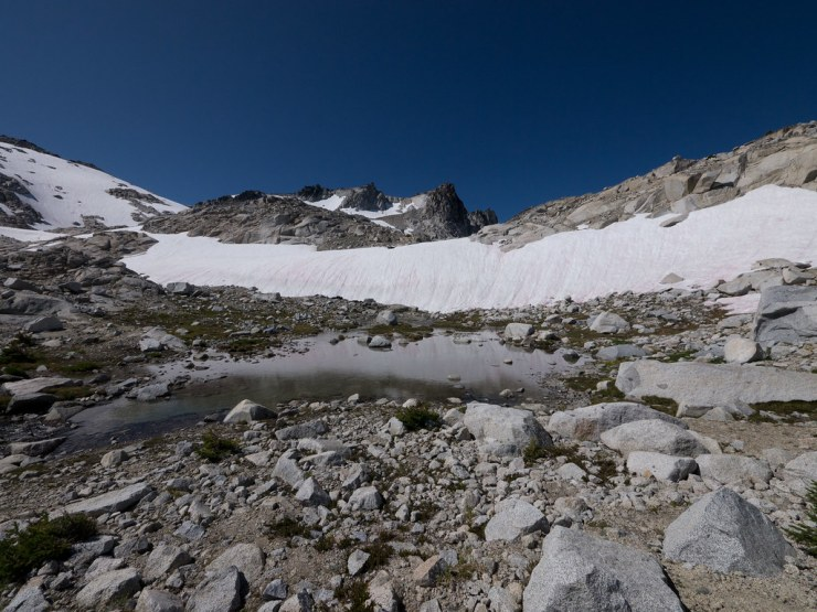 Upper Enchantments.