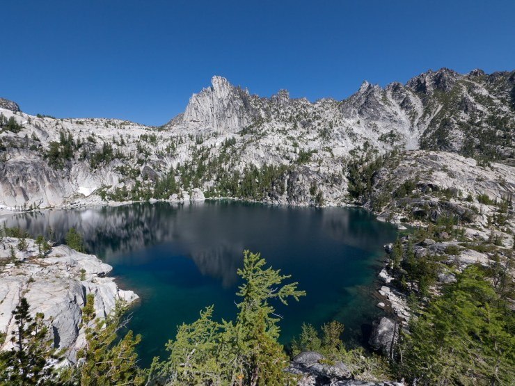 Lake Vivian.