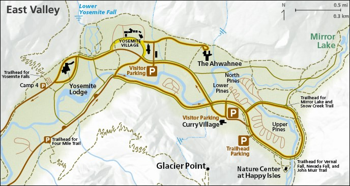 yosemite-valley-overnight-parking-map
