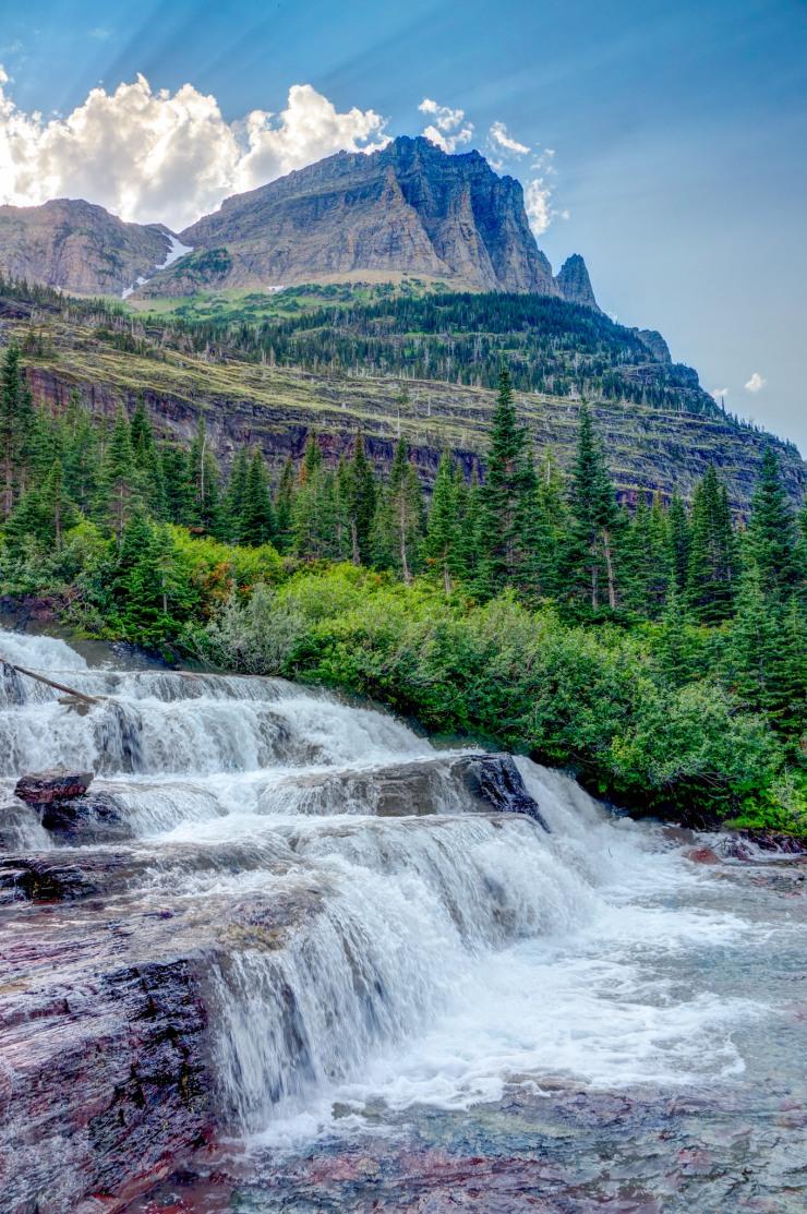glacier-backpacking-north-circle-stoney-indian-pass-trail-10-pyramid-creek-falls
