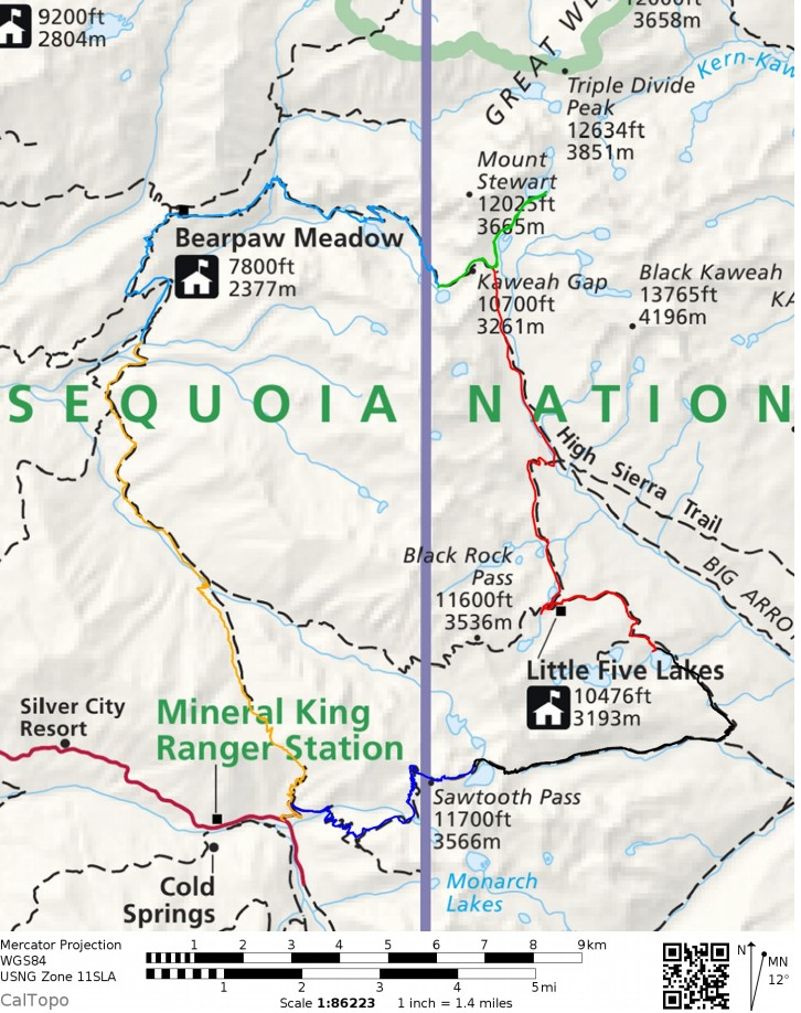 Sequoia-mineral-king-loop-overall-map