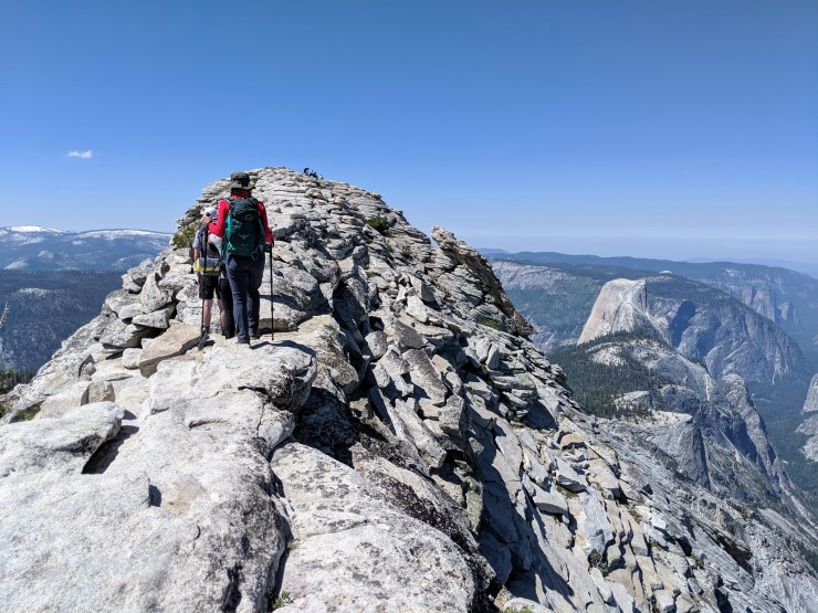 yosemite-backpacking-clouds-rest-trail-hiker-summit