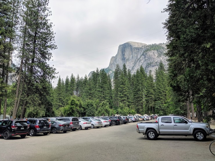 yosemite-backpacking-half-dome-village-view