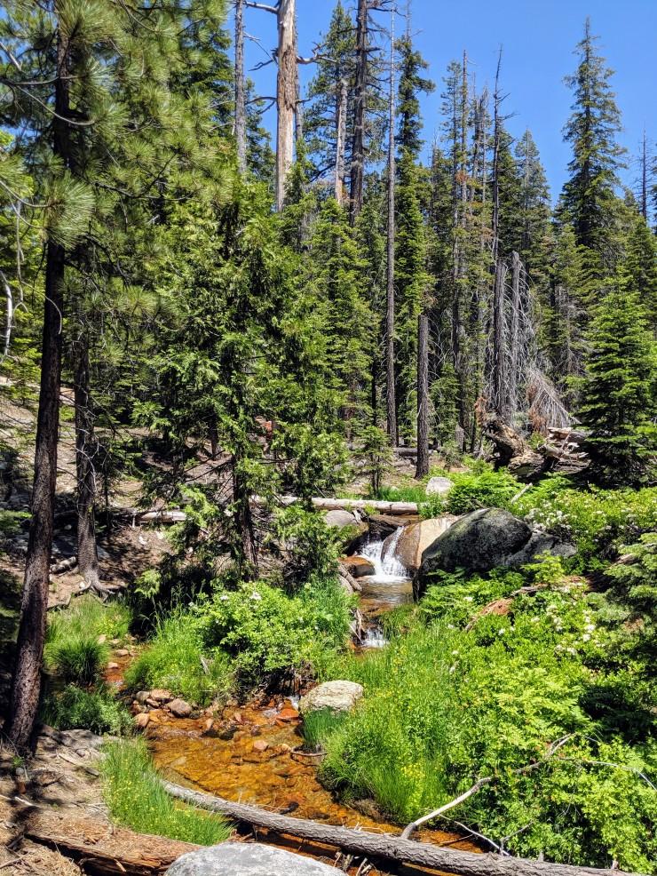 yosemite-backpacking-john-muir-trail-sunrise-creek