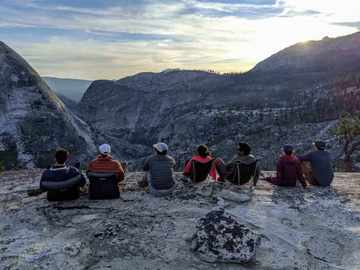 yosemite-backpacking-merced-high-trail-relax-bunnell-point-lost-valley-view