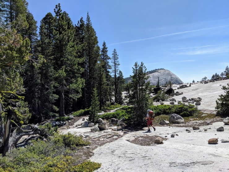 yosemite-backpacking-merced-high-trail-second-lake-approach