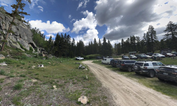 wind-river-cirque-towers-backpacking-big-sandy-trailhead