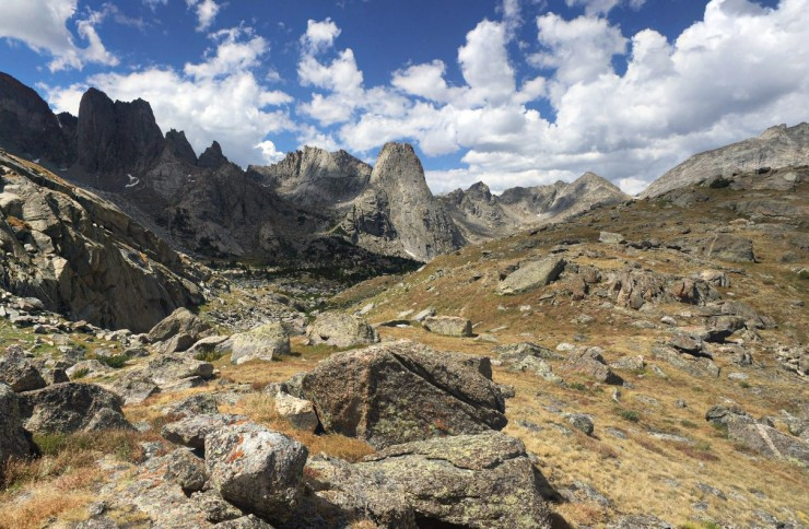 Cirque of the Towers Loop – Wind River Range, WY (45 mile