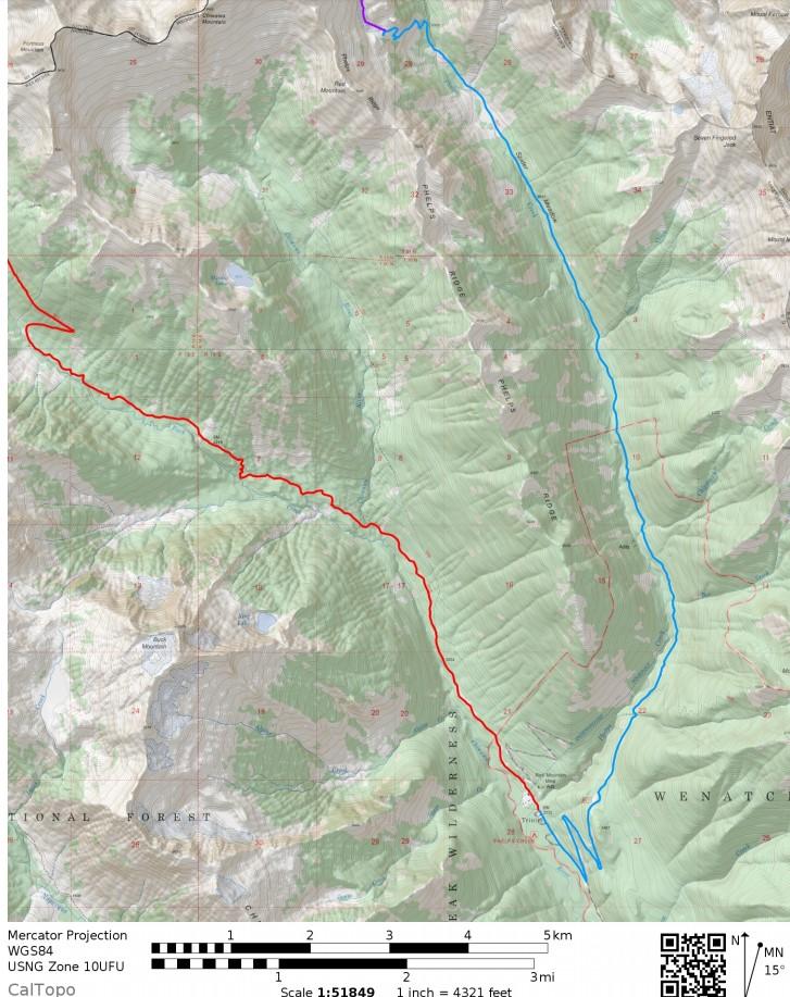 glacier-peak-backpacking-map-day1