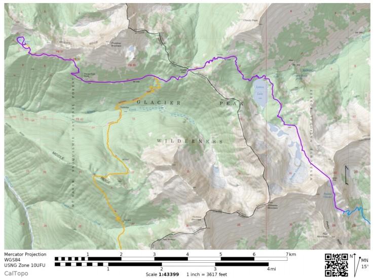 glacier-peak-backpacking-map-day2