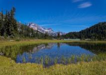 Lyman Lake and Bonanza Peak (credit: John Strother)