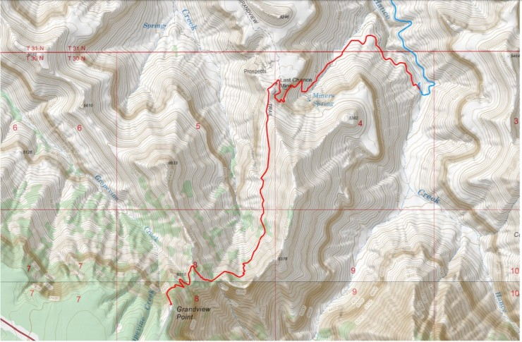 grand-canyon-escalante-route-map-day4