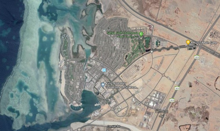 Kaust-satellite-view