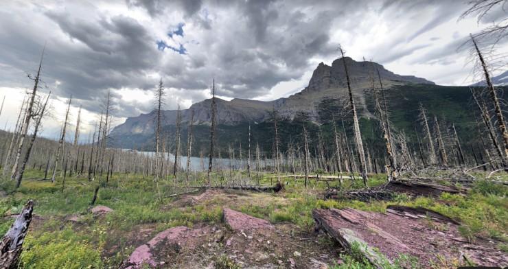 glacier-gunsight-piegan-pass-trail-lake-view