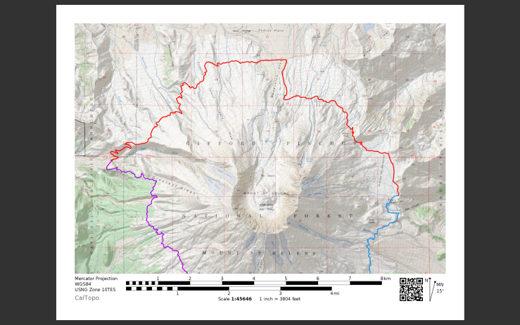 loowit-trail-day-2-map