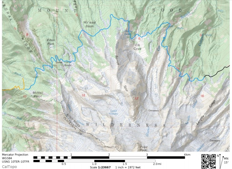 timberline-trail-map-day-3