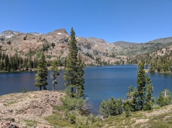 Susie Lake in Desolation Wilderness