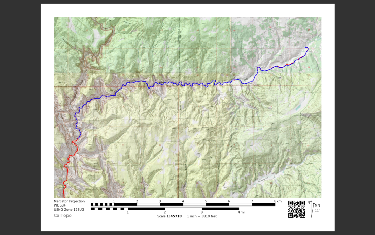 zion-narrows-map-day-1